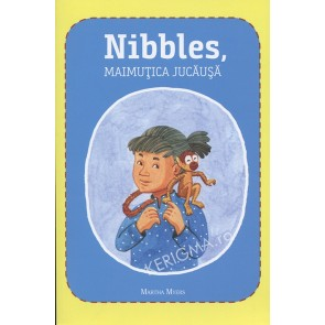 Nibbles, maimuțica jucăușă
