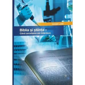 Biblia și știința. Când cercetarea are întârziere