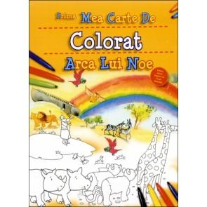 Prima mea carte de colorat. Arca lui Noe