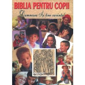 Biblia pentru copii. Dumnezeu Își ține cuvântul
