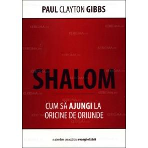 Shalom. Cum să ajungi la oricine de oriunde. O abordare proaspătă a evanghelizării