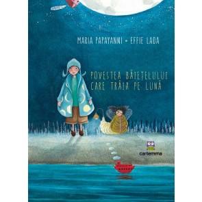 Povestea băiețelului care trăia pe lună