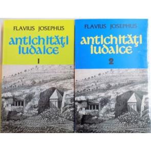 Antichitati iudaice. Vol. 1-2