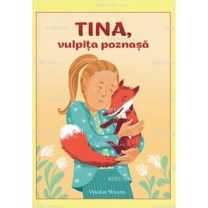 Tina, vulpița poznașă