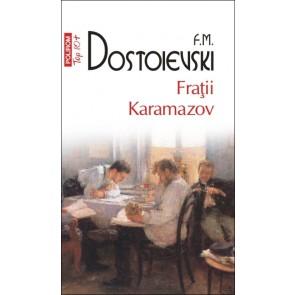 Fraţii Karamazov (ed. de buzunar)