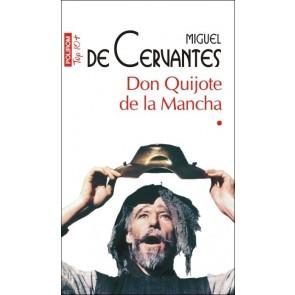 Don Quijote de la Mancha (2 vol.) (ed de buzunar)