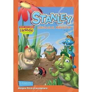 Stanley, gândăcelul mirositor. O poveste despre frică și acceptare
