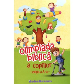 Olimpiada biblică a copiilor. Ediția a 8-a a olimpiadei de religie