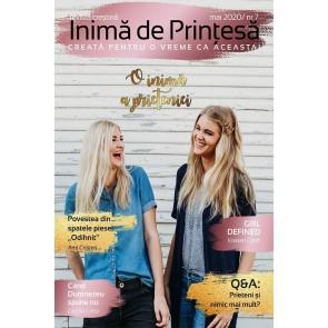 """Revistă creștină """"Inimă de Prințesă"""". Nr. 7. O inimă a prieteniei"""