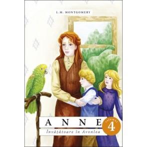 Anne. Învățătoare în Avonlea. Vol. 4 (SPG)