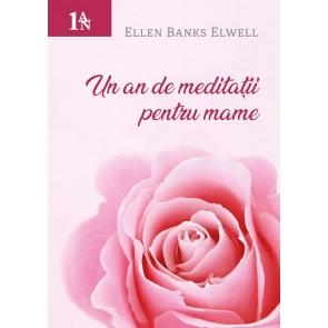 Un an de meditații pentru mame (roz)
