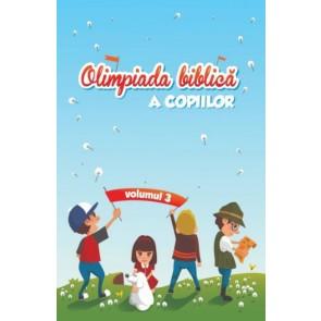 Olimpiada biblică a copiilor. Vol. 3