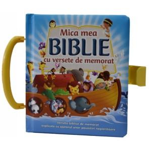 Mica mea Biblie cu versete de memorat