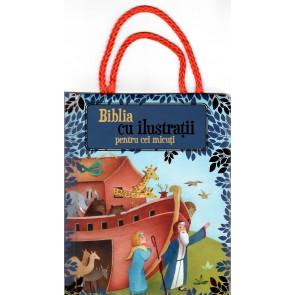 Biblia cu ilustrații pentru cei micuți