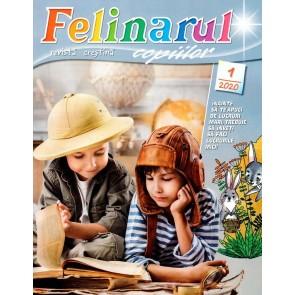 Revista Felinarul copiilor 1 / 2020