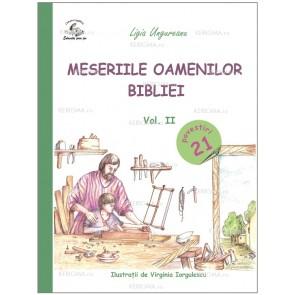 Meseriile oamenilor Bibliei. Vol. 2