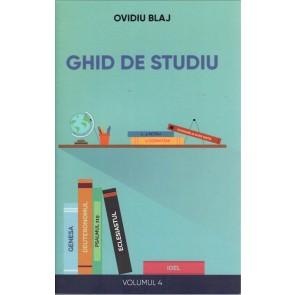 Ghid de studiu. Vol. 4