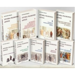 """Seria """"Istoria filosofiei antice"""" Set 9 volume"""