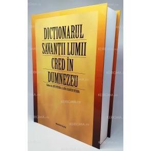 Dicționarul Savanții lumii cred în Dumnezeu