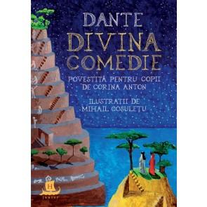 Divina Comedie povestită pentru copii de Corina Anton