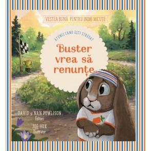 Buster vrea să renunțe [atunci când ești stresat]