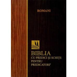 Romani. Biblia cu predici și schițe pentru predicatori