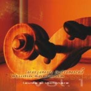 Aranjamente instrumentale. Vol. 1 - Lauda si inchinare