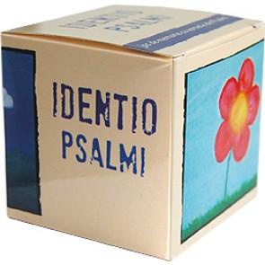 IDENTIO – PSALMI. Joc de memorie cu versete din Psalmi