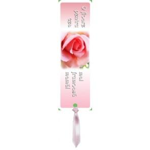 Semn carte_O floare pentru… [R]