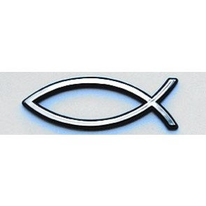 "Emblema auto ""Peste"" mic [argintiu]"