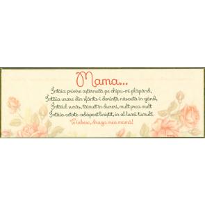 "Placheta ""Mama..."""