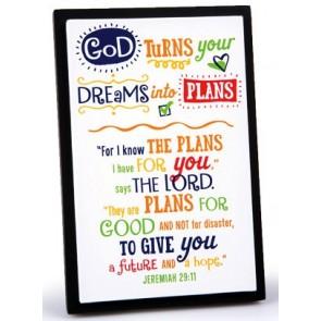 Placheta – God's plans for you