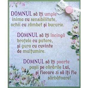 Placheta_Domnul sa iti umple inima...