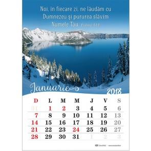 Calendar 2018 - format A4