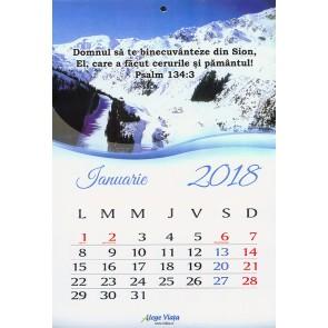 Calendar 2018 - format A4 [AV]