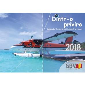 Calendar 2018 – Dintr-o privire