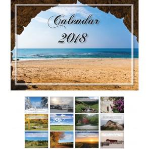 Calendar 2018_Peisaje, versete_ICAM