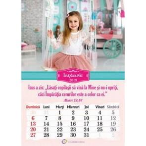 Calendar crestin Copii  2019