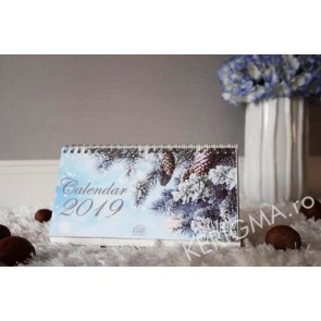Calendar de birou 2019