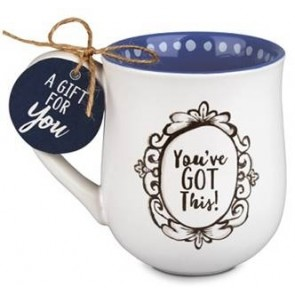 Cana din ceramica - You've Got This (Flourish Series)