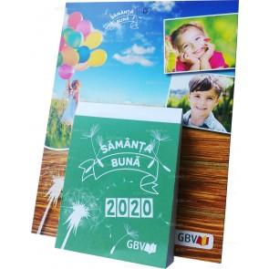 """Calendar de perete """"Sămânța bună"""" 2020"""