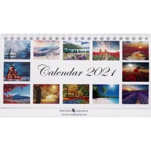 Calendar de birou 2021