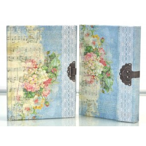 Agendă tip jurnal cu Psalmi. A010