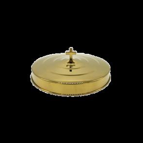 Capac pentru tăvile cu pahare - MODEL 2 - auriu lucios