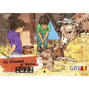 Calendar 2022 - Cu creionul și Biblia