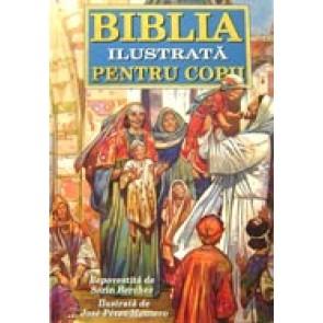 Biblia ilustrata pentru copii