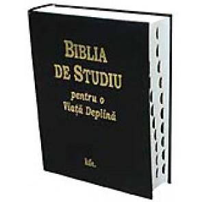 Biblia de studiu pentru o viata deplina [varianta cu index]