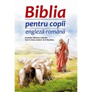 Biblia pentru copii. Engleza - Romana
