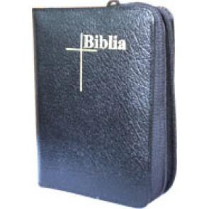Biblia_9,7 x 14_negru, fermoar_LBN