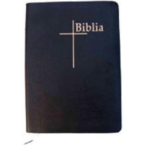 Biblia THOMPSON De Luxe mijlociu, negru, fermoar